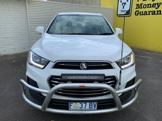 2016 Holden Captiva CG MY17 LS 2WD Summit White 6 Speed Sports Automatic Wagon.