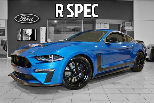 New Ford Mustang FN 2020MY GT Fastback RWD, 2020 Ford Mustang FN 2020MY GT Fastback RWD Velocity Blue 6 Speed Manual Fastback