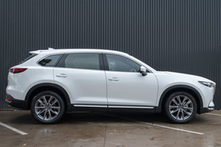 2020 Mazda CX-9 TC GT SKYACTIV-Drive Snowflake White Pearl 6 Speed Sports Automatic Wagon.