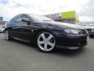 2004 Holden Monaro V2 Series III CV8 Purple 4 Speed Automatic Coupe