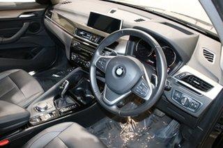 2018 BMW X1 F48 MY18 xDrive 25I Black 8 Speed Automatic Wagon