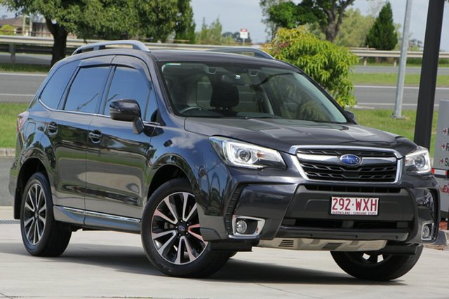 Used Subaru Forester S4 MY16 XT CVT AWD Premium, 2016 Subaru Forester S4 MY16 XT CVT AWD Premium Black 8 Speed Constant Variable Wagon