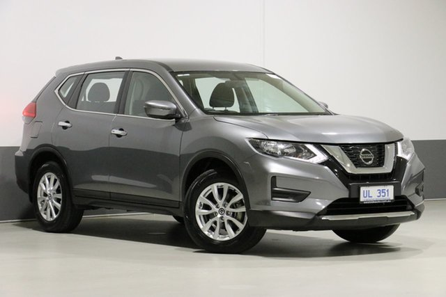 Used Nissan X-Trail T32 Series 2 ST (4WD), 2019 Nissan X-Trail T32 Series 2 ST (4WD) Grey Continuous Variable Wagon