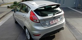 2015 Ford Fiesta WZ Sport Silver 5 Speed Manual Hatchback