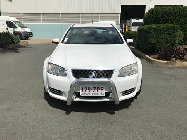 Used Holden Ute VE II MY12 Omega, 2012 Holden Ute VE II MY12 Omega White 6 speed Automatic Utility