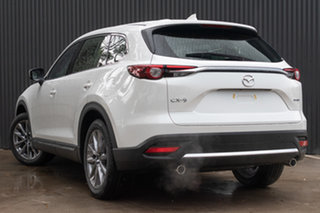 2020 Mazda CX-9 TC GT SKYACTIV-Drive Snowflake White Pearl 6 Speed Sports Automatic Wagon