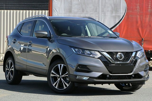 New Nissan Qashqai J11 Series 3 MY20 ST-L X-tronic, 2019 Nissan Qashqai J11 Series 3 MY20 ST-L X-tronic Gun Metallic 1 Speed Constant Variable Wagon