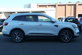 2021 Renault Koleos HZG MY21 Intens X-tronic Universal White 1 Speed Constant Variable Wagon