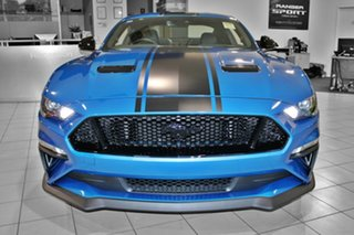 2020 Ford Mustang FN 2020MY GT Fastback RWD Velocity Blue 6 Speed Manual Fastback.