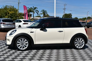 2014 Mini Hatch F56 Cooper White 6 Speed Automatic Hatchback