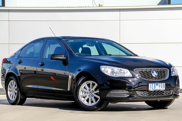 Used Holden Commodore VF MY15 Evoke, 2015 Holden Commodore VF MY15 Evoke Phantom 6 Speed Sports Automatic Sedan