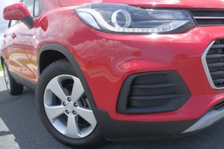 2018 Holden Trax TJ MY18 LS Absolute Red 6 Speed Automatic Wagon.