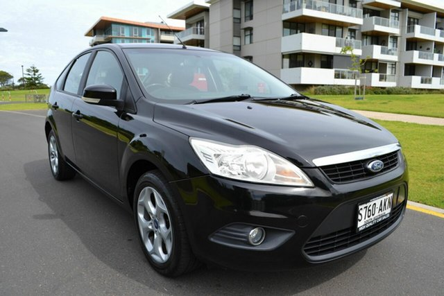 Used Ford Focus LV Mk II LX, 2011 Ford Focus LV Mk II LX Black 4 Speed Sports Automatic Hatchback