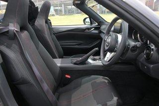 2019 Mazda MX-5 ND RF SKYACTIV-Drive Grey 6 Speed Sports Automatic Targa