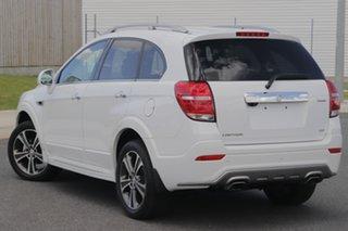 2018 Holden Captiva CG MY18 7 LTZ (AWD) White 6 Speed Automatic Wagon.