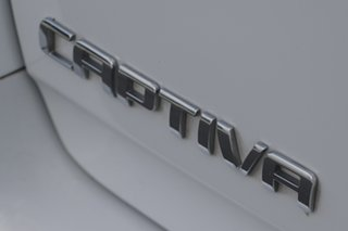 2018 Holden Captiva CG MY18 7 LTZ (AWD) White 6 Speed Automatic Wagon