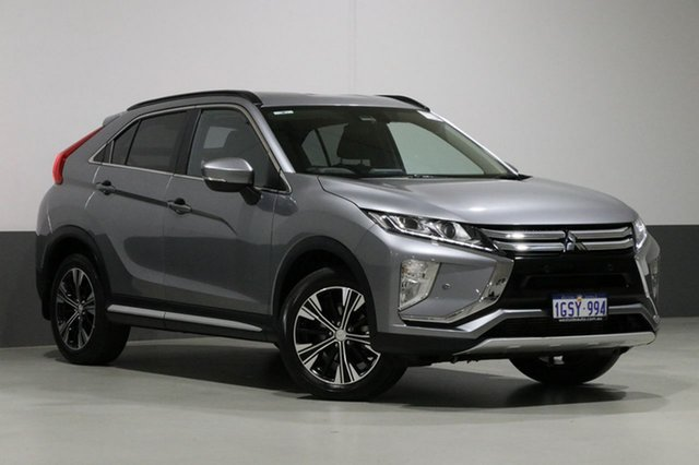 Used Mitsubishi Eclipse Cross YA MY18 LS (2WD), 2019 Mitsubishi Eclipse Cross YA MY18 LS (2WD) Grey Continuous Variable Wagon