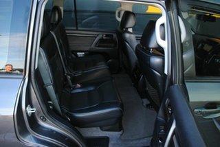 2012 Toyota Landcruiser VDJ200R MY12 Altitude Graphite Grey 6 Speed Sports Automatic Wagon