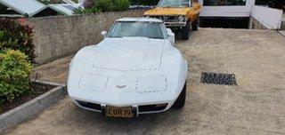 1979 Chevrolet Corvette White 4 Speed Automatic Targa