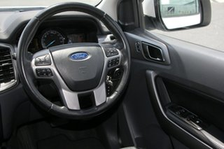 2015 Ford Everest UA Trend White 6 Speed Automatic Wagon