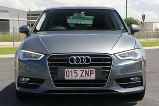 2014 Audi A3 8V MY15 Ambition Sportback S Tronic Dakota Grey 6 Speed Sports Automatic Dual Clutch