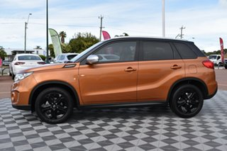 2016 Suzuki Vitara LY S Turbo 2WD Orange 6 Speed Sports Automatic Wagon