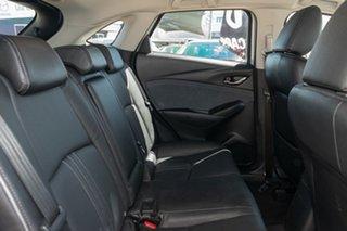 2019 Mazda CX-3 DK2W7A Akari SKYACTIV-Drive FWD White 6 Speed Sports Automatic Wagon