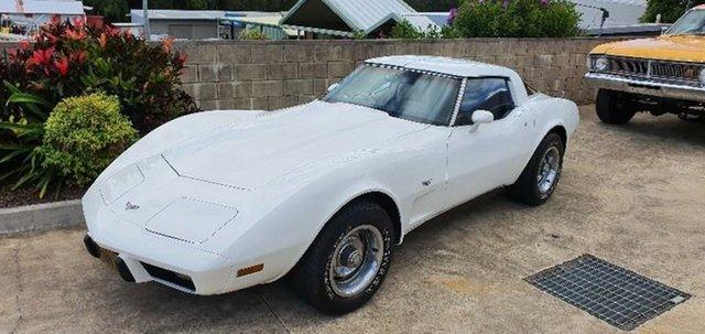 Used Chevrolet Corvette  , 1979 Chevrolet Corvette White 4 Speed Automatic Targa