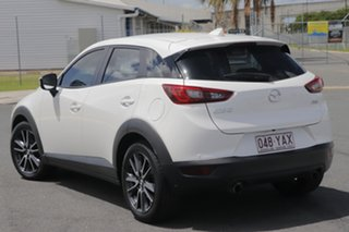 2018 Mazda CX-3 DK MY17.5 S Touring (FWD) Snowflake White Pearl 6 Speed Automatic Wagon.