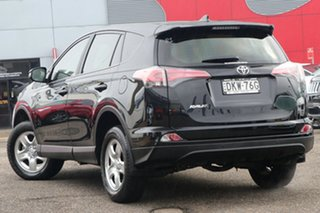 2016 Toyota RAV4 ZSA42R GX 2WD Black 7 Speed Constant Variable Wagon