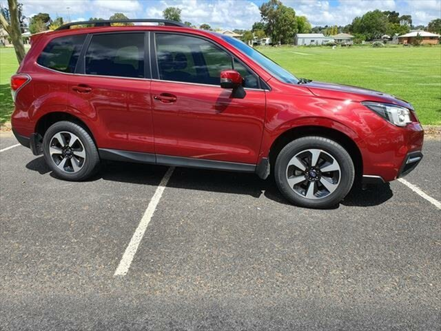Used Subaru Forester S4 MY17 2.5i-L CVT AWD, 2016 Subaru Forester S4 MY17 2.5i-L CVT AWD Red 6 Speed Constant Variable Wagon