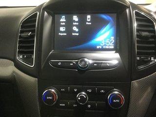 2017 Holden Captiva CG MY17 Active 2WD Summit White 6 Speed Sports Automatic Wagon