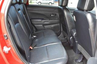 2013 Mitsubishi ASX XB MY13 Aspire Red 6 Speed Sports Automatic Wagon