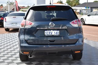 2014 Nissan X-Trail T32 Ti X-tronic 4WD Blue 7 Speed Constant Variable Wagon