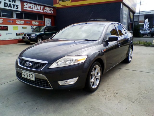 Used Ford Mondeo MB Zetec TDCi, 2009 Ford Mondeo MB Zetec TDCi Grey 6 Speed Sports Automatic Hatchback