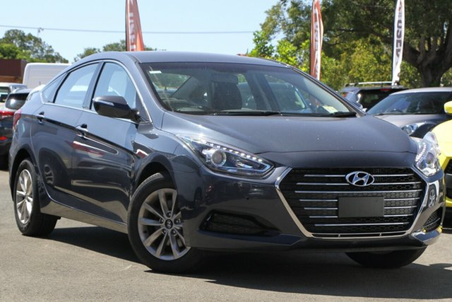 Used Hyundai i40 VF4 Series II Active D-CT, 2018 Hyundai i40 VF4 Series II Active D-CT Ocean Blue 7 Speed Sports Automatic Dual Clutch Sedan