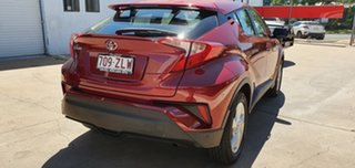 2018 Toyota C-HR NGX10R Update (2WD) Red Continuous Variable Wagon.