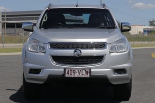 2015 Holden Colorado 7 RG MY15 LTZ Nitrate Silver 6 Speed Sports Automatic Wagon