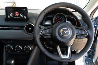 2019 Mazda CX-3 DK2W7A Akari SKYACTIV-Drive FWD Eternal Blue 6 Speed Sports Automatic Wagon