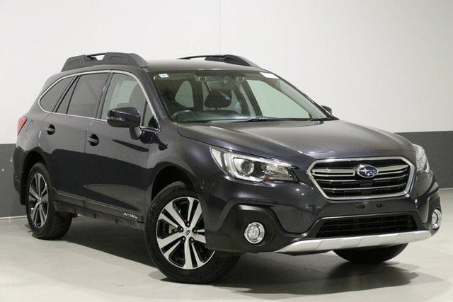 Used Subaru Outback MY18 2.5i AWD, 2018 Subaru Outback MY18 2.5i AWD Platinum Grey Continuous Variable Wagon
