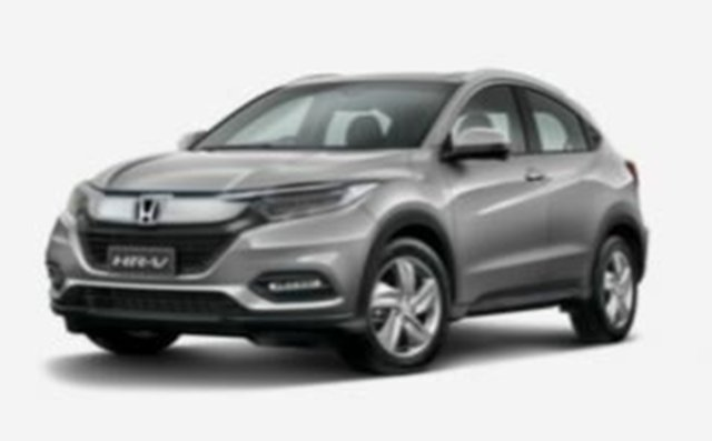 New Honda HR-V MY20 VTi-S, 2019 Honda HR-V MY20 VTi-S Silver 1 Speed Constant Variable Hatchback