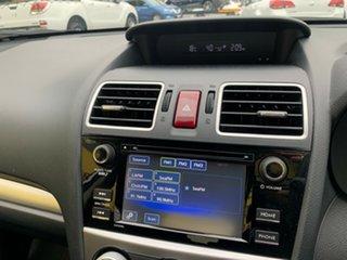 2016 Subaru Impreza G4 MY16 2.0i Lineartronic AWD Silver 6 Speed Constant Variable Sedan