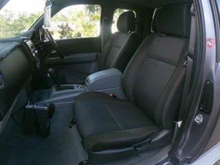 2009 Mazda BT-50 B3000 Silver 5 Speed Automatic Dual Cab