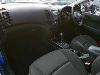 2010 Hyundai i30 SX CRDi FD MY09 Blue 4 Speed Automatic Hatchback