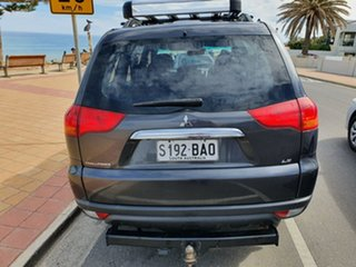 2013 Mitsubishi Challenger PB (KH) MY13 LS Silver Mint 5 Speed Sports Automatic Wagon