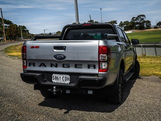 2019 Ford Ranger PX MkIII 2020.25MY FX4 Pick-up Double Cab Aluminium 6 Speed Sports Automatic