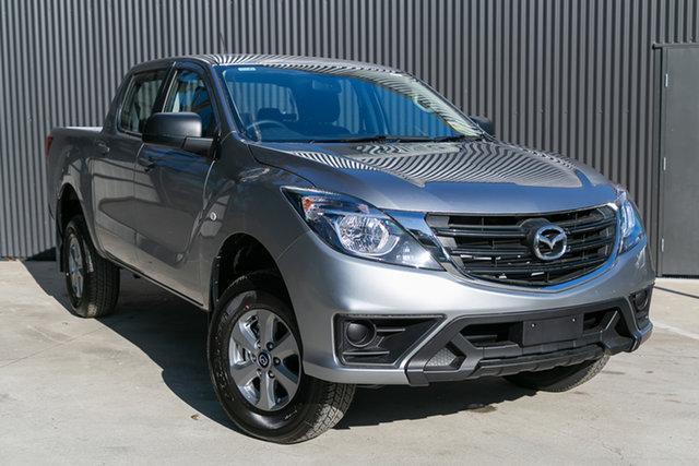 New Mazda BT-50 UR0YG1 XT, 2019 Mazda BT-50 UR0YG1 XT Aluminium 6 Speed Sports Automatic Utility
