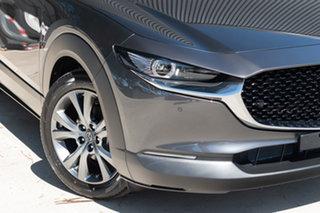 2020 Mazda CX-30 DM2W7A G20 SKYACTIV-Drive Astina Machine Grey 6 Speed Sports Automatic Wagon.