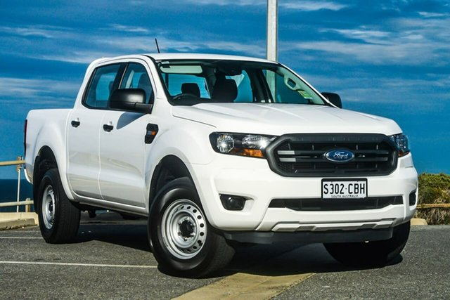 Used Ford Ranger  XL Hi-Rider, 2019 Ford Ranger PX MkIII XL Hi-Rider White 6 Speed Sports Automatic Utility