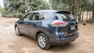 2015 Nissan X-Trail T32 ST X-tronic 4WD Blue 7 Speed Constant Variable Wagon
